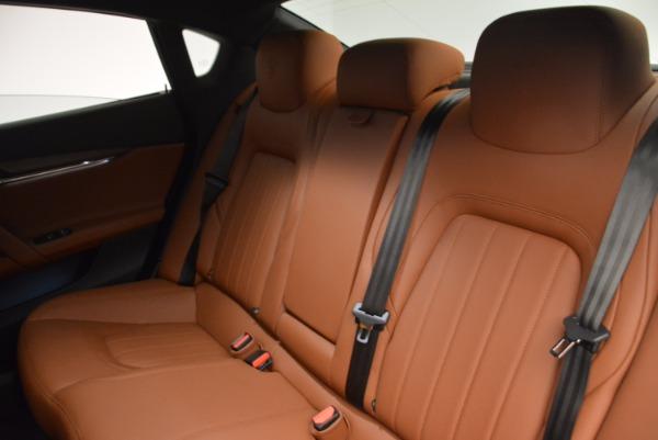 New 2017 Maserati Quattroporte SQ4 for sale Sold at Maserati of Greenwich in Greenwich CT 06830 17