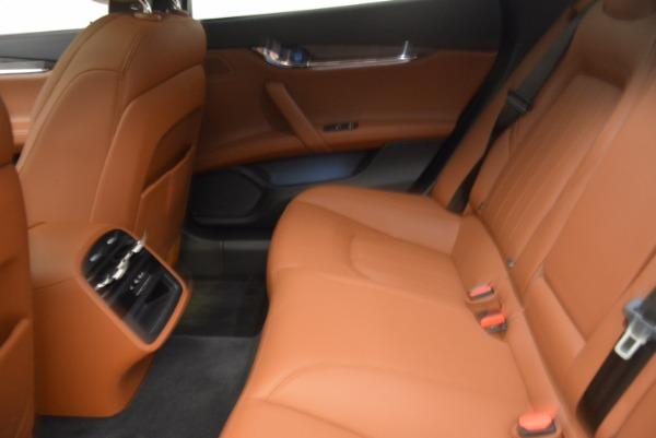 New 2017 Maserati Quattroporte SQ4 for sale Sold at Maserati of Greenwich in Greenwich CT 06830 18