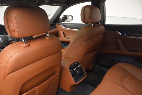 New 2017 Maserati Quattroporte SQ4 for sale Sold at Maserati of Greenwich in Greenwich CT 06830 19