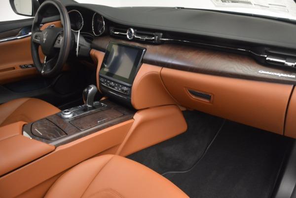 New 2017 Maserati Quattroporte SQ4 for sale Sold at Maserati of Greenwich in Greenwich CT 06830 22