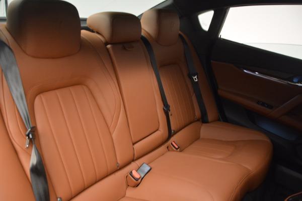 New 2017 Maserati Quattroporte SQ4 for sale Sold at Maserati of Greenwich in Greenwich CT 06830 23