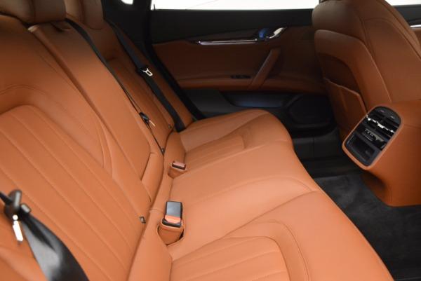 New 2017 Maserati Quattroporte SQ4 for sale Sold at Maserati of Greenwich in Greenwich CT 06830 24