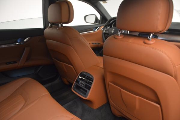 New 2017 Maserati Quattroporte SQ4 for sale Sold at Maserati of Greenwich in Greenwich CT 06830 25