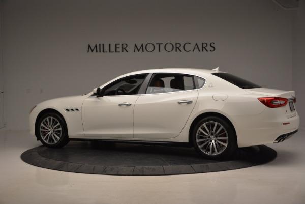 New 2017 Maserati Quattroporte SQ4 for sale Sold at Maserati of Greenwich in Greenwich CT 06830 4