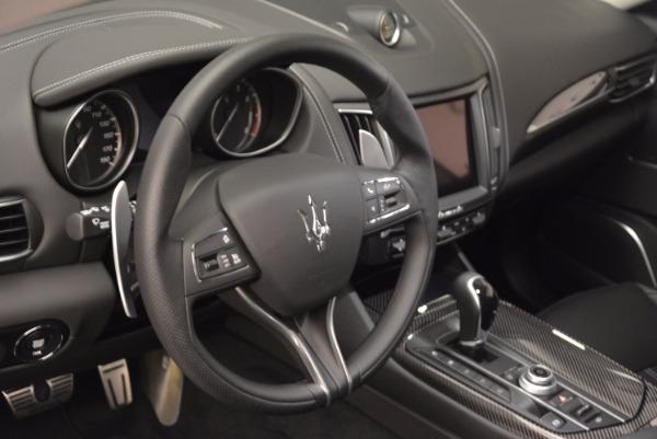 New 2017 Maserati Levante S for sale Sold at Maserati of Greenwich in Greenwich CT 06830 11