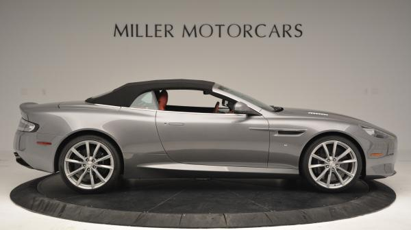 New 2016 Aston Martin DB9 GT Volante for sale Sold at Maserati of Greenwich in Greenwich CT 06830 16