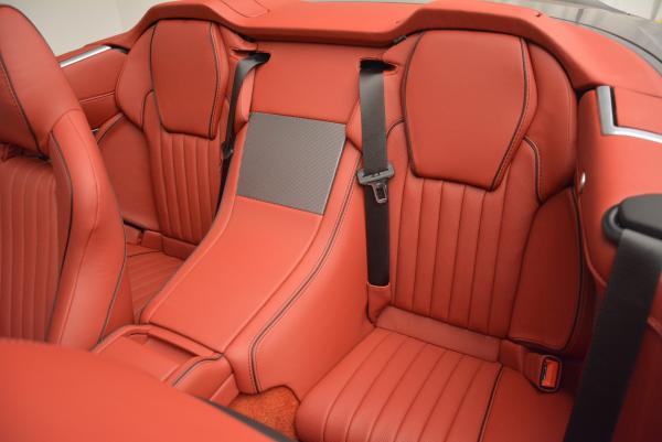 New 2016 Aston Martin DB9 GT Volante for sale Sold at Maserati of Greenwich in Greenwich CT 06830 22