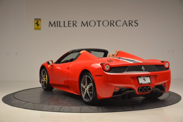 Used 2014 Ferrari 458 Spider for sale Sold at Maserati of Greenwich in Greenwich CT 06830 5