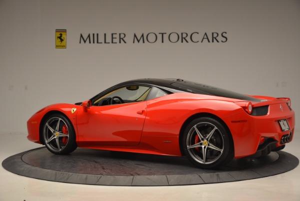 Used 2011 Ferrari 458 Italia for sale Sold at Maserati of Greenwich in Greenwich CT 06830 4