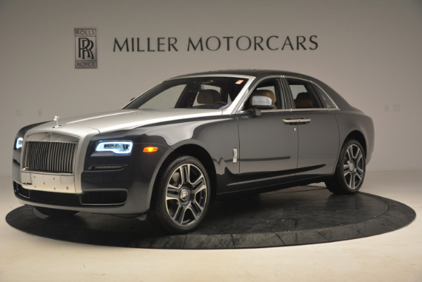 Used 2017 Rolls-Royce Ghost for sale Sold at Maserati of Greenwich in Greenwich CT 06830 2