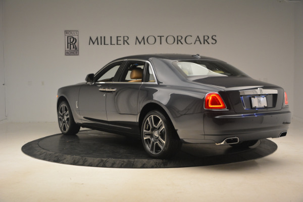 Used 2017 Rolls-Royce Ghost for sale Sold at Maserati of Greenwich in Greenwich CT 06830 5