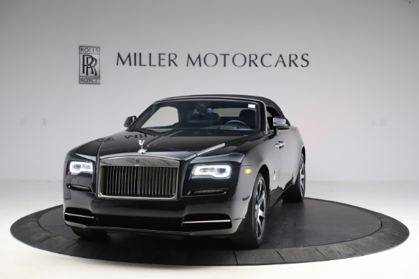 Used 2017 Rolls-Royce Dawn for sale $239,900 at Maserati of Greenwich in Greenwich CT 06830 15