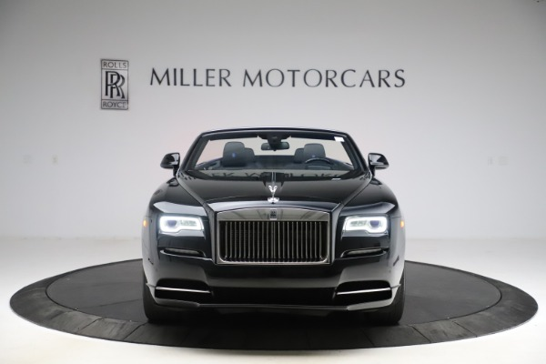 Used 2017 Rolls-Royce Dawn for sale $239,900 at Maserati of Greenwich in Greenwich CT 06830 2