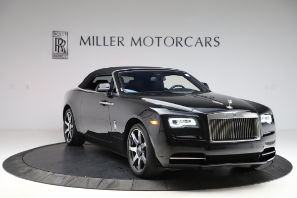 Used 2017 Rolls-Royce Dawn for sale $239,900 at Maserati of Greenwich in Greenwich CT 06830 25
