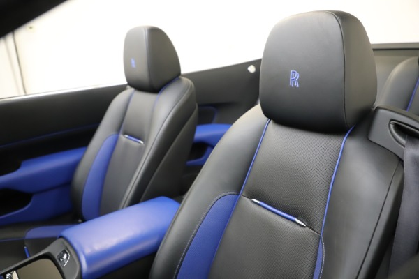 Used 2017 Rolls-Royce Dawn for sale $239,900 at Maserati of Greenwich in Greenwich CT 06830 27