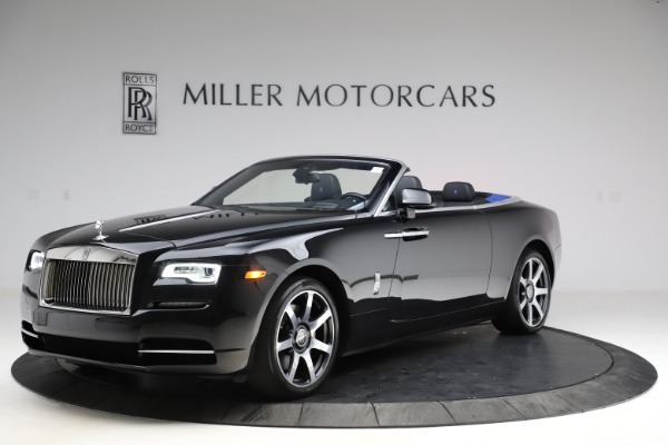 New 2017 Rolls-Royce Dawn for sale Sold at Maserati of Greenwich in Greenwich CT 06830 3