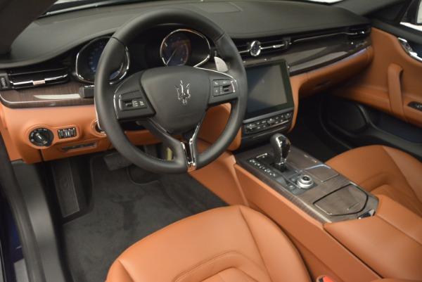 New 2017 Maserati Quattroporte S Q4 for sale Sold at Maserati of Greenwich in Greenwich CT 06830 15