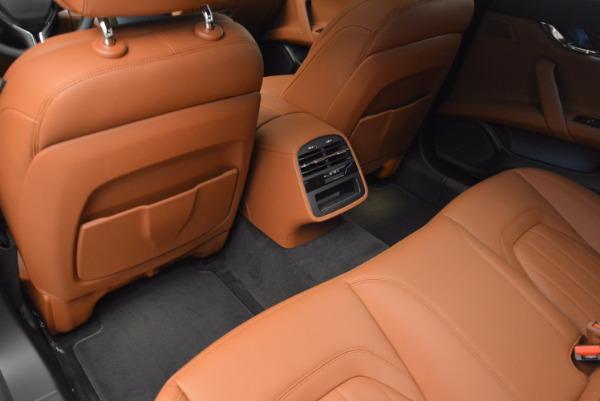 New 2017 Maserati Quattroporte S Q4 for sale Sold at Maserati of Greenwich in Greenwich CT 06830 16