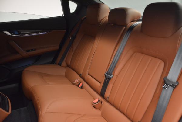 New 2017 Maserati Quattroporte S Q4 for sale Sold at Maserati of Greenwich in Greenwich CT 06830 18