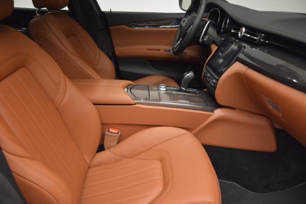 New 2017 Maserati Quattroporte S Q4 for sale Sold at Maserati of Greenwich in Greenwich CT 06830 20
