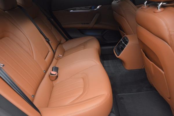New 2017 Maserati Quattroporte S Q4 for sale Sold at Maserati of Greenwich in Greenwich CT 06830 24