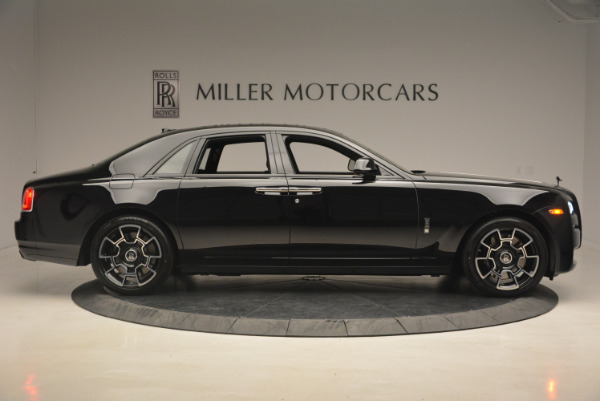 New 2017 Rolls-Royce Ghost Black Badge for sale Sold at Maserati of Greenwich in Greenwich CT 06830 12
