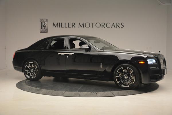 New 2017 Rolls-Royce Ghost Black Badge for sale Sold at Maserati of Greenwich in Greenwich CT 06830 13
