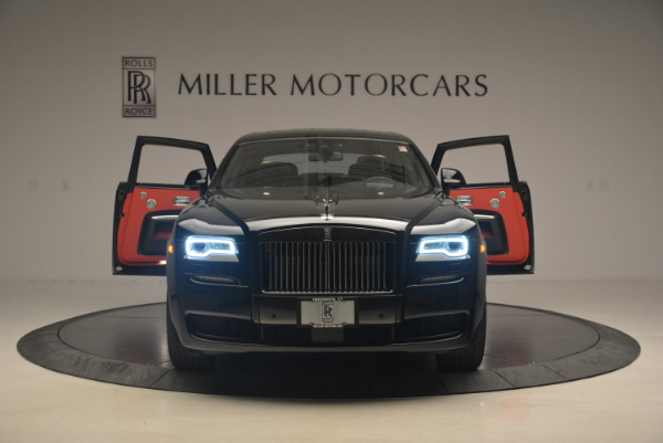 New 2017 Rolls-Royce Ghost Black Badge for sale Sold at Maserati of Greenwich in Greenwich CT 06830 16
