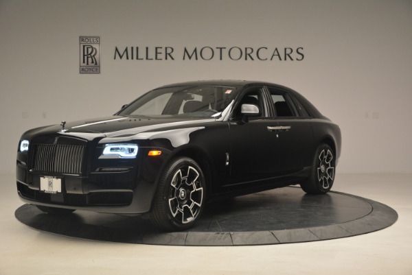 New 2017 Rolls-Royce Ghost Black Badge for sale Sold at Maserati of Greenwich in Greenwich CT 06830 2