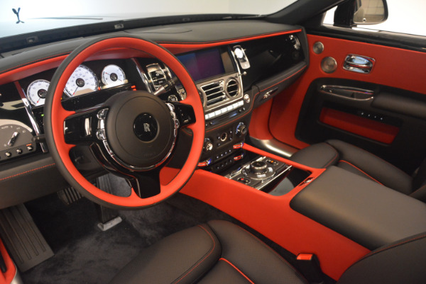 New 2017 Rolls-Royce Ghost Black Badge for sale Sold at Maserati of Greenwich in Greenwich CT 06830 20