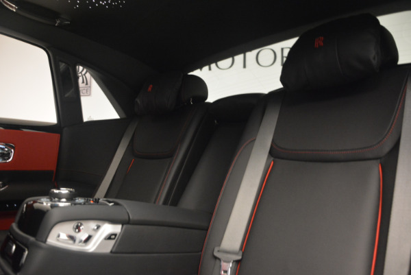 New 2017 Rolls-Royce Ghost Black Badge for sale Sold at Maserati of Greenwich in Greenwich CT 06830 27