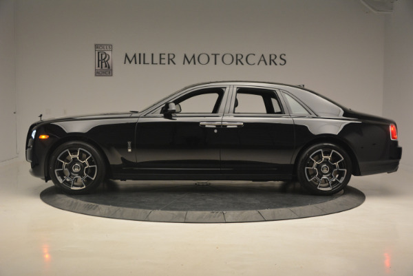 New 2017 Rolls-Royce Ghost Black Badge for sale Sold at Maserati of Greenwich in Greenwich CT 06830 3
