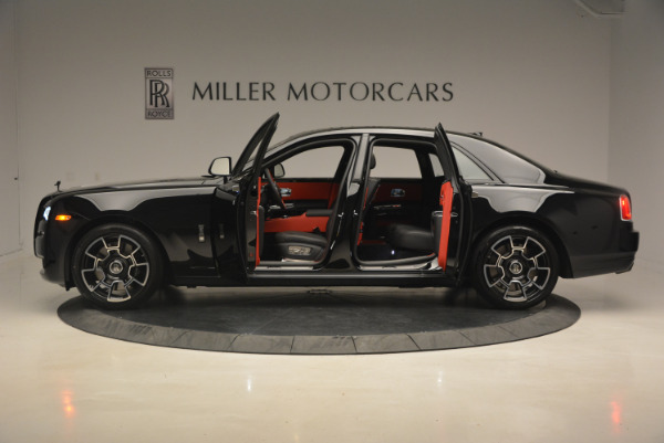 New 2017 Rolls-Royce Ghost Black Badge for sale Sold at Maserati of Greenwich in Greenwich CT 06830 4