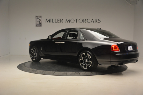 New 2017 Rolls-Royce Ghost Black Badge for sale Sold at Maserati of Greenwich in Greenwich CT 06830 7
