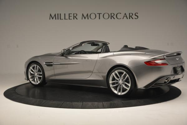 Used 2016 Aston Martin Vanquish Convertible for sale Sold at Maserati of Greenwich in Greenwich CT 06830 4