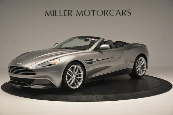 Used 2016 Aston Martin Vanquish Convertible for sale Sold at Maserati of Greenwich in Greenwich CT 06830 1