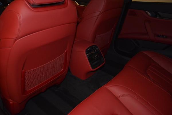 New 2017 Maserati Quattroporte S Q4 GranSport for sale Sold at Maserati of Greenwich in Greenwich CT 06830 20