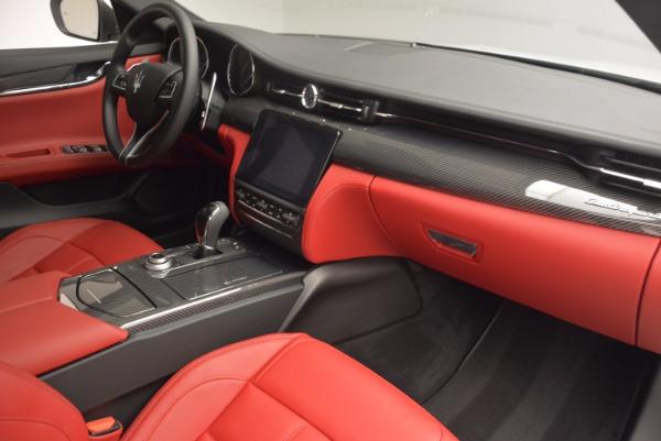 New 2017 Maserati Quattroporte S Q4 GranSport for sale Sold at Maserati of Greenwich in Greenwich CT 06830 24