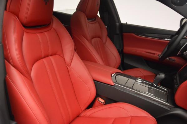 New 2017 Maserati Quattroporte S Q4 GranSport for sale Sold at Maserati of Greenwich in Greenwich CT 06830 26