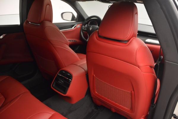 New 2017 Maserati Quattroporte S Q4 GranSport for sale Sold at Maserati of Greenwich in Greenwich CT 06830 27