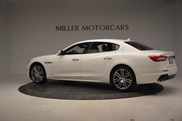 New 2017 Maserati Quattroporte S Q4 GranSport for sale Sold at Maserati of Greenwich in Greenwich CT 06830 4