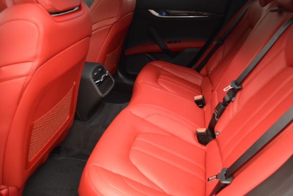 New 2017 Maserati Ghibli SQ4 for sale Sold at Maserati of Greenwich in Greenwich CT 06830 23