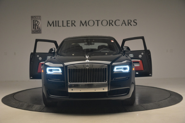 New 2017 Rolls-Royce Ghost for sale Sold at Maserati of Greenwich in Greenwich CT 06830 13