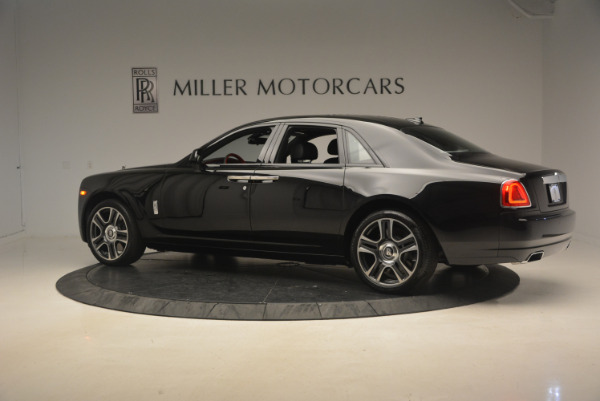 New 2017 Rolls-Royce Ghost for sale Sold at Maserati of Greenwich in Greenwich CT 06830 4