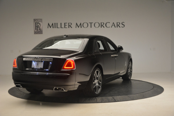 New 2017 Rolls-Royce Ghost for sale Sold at Maserati of Greenwich in Greenwich CT 06830 7