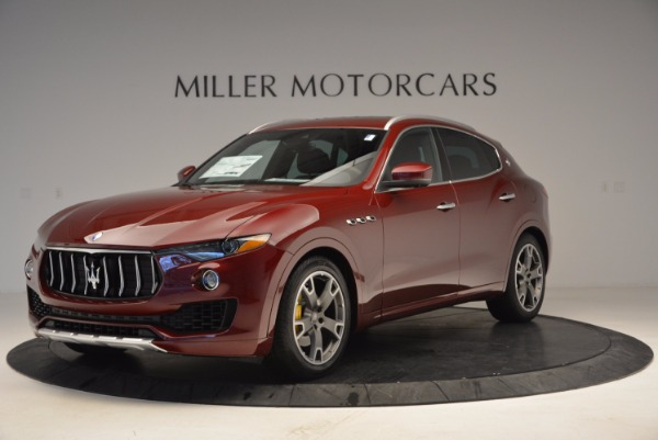 New 2017 Maserati Levante S for sale Sold at Maserati of Greenwich in Greenwich CT 06830 2