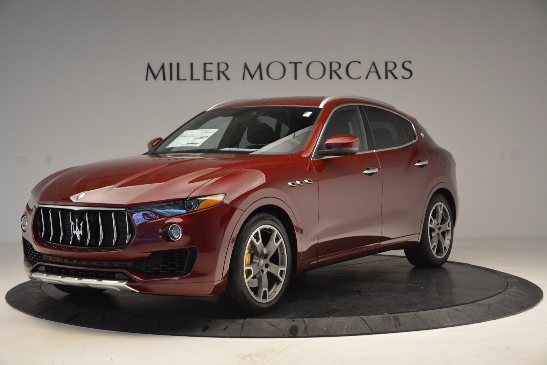 New 2017 Maserati Levante S for sale Sold at Maserati of Greenwich in Greenwich CT 06830 1