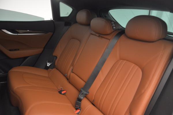 New 2017 Maserati Levante for sale Sold at Maserati of Greenwich in Greenwich CT 06830 18