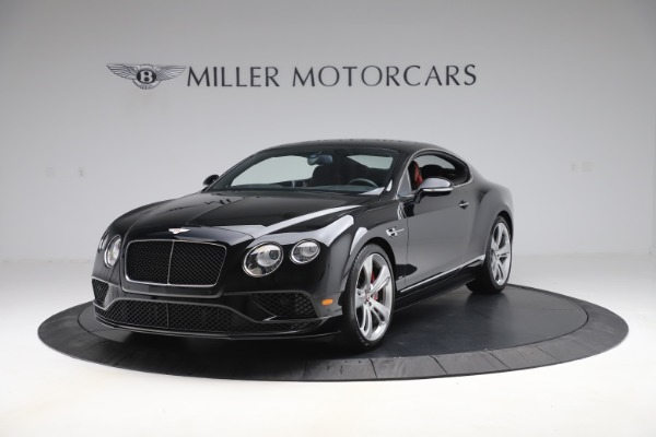 Used 2017 Bentley Continental GT V8 S for sale Sold at Maserati of Greenwich in Greenwich CT 06830 1