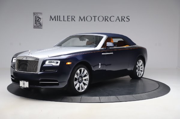 Used 2017 Rolls-Royce Dawn for sale $239,900 at Maserati of Greenwich in Greenwich CT 06830 13